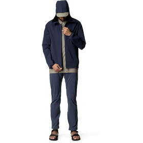 Houdini Daybreak Jacket Men blue illusion